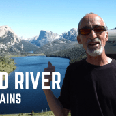 Episode 108: Wind River Mountains | Green River Lakes Wyoming RV travel camping
