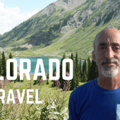 Ep. 133: Best Colorado RV Travel | camping hiking mountain biking