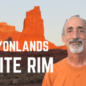 Ep. 138: The White Rim | Canyonlands National Park | Utah 4×4 camping mountain biking travel