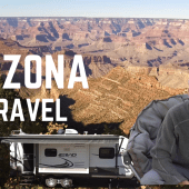 Ep. 137: Best Arizona RV Travel | camping hiking