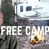 Ep. 139: Best Free Camping | RV boondocking travel free campsites