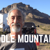 Ep. 147: Saddle Mountain | Tonopah, Arizona RV travel camping boondocking