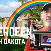 Ep. 156: Aberdeen, South Dakota | RV travel camping