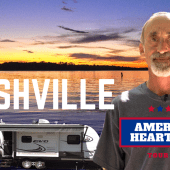 Ep. 159: Nashville | Tennessee RV travel camping kayaking