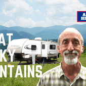 Ep. 160: Great Smoky Mountains | National Park Tennessee RV travel camping hiking