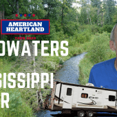Ep. 169: Headwaters of the Mississippi River | Minnesota RV travel camping