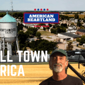 Ep. 171: Small Town America | North Dakota RV travel camping