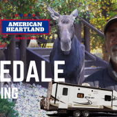 Ep. 176: Pinedale, Wyoming   RV travel camping