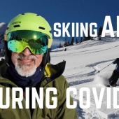 Ep. 188: Skiing Alta During COVID-19 | 2021 Ski Utah Coronavirus