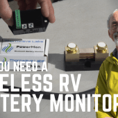 Ep. 197: Why You Need a Wireless RV Battery Monitor | DIY how-to upgrade