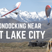 Ep. 198: RV Boondocking Near Salt Lake City | Utah camping travel