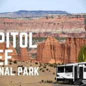 Ep. 204: Capitol Reef National Park | Utah RV camping travel hiking boondocking