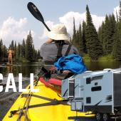 Ep. 216 McCall, Idaho | RV travel camping kayaking