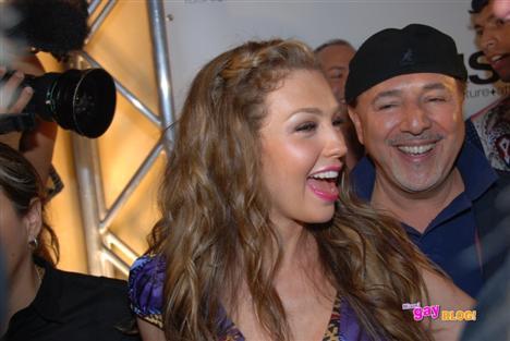 Thalia & Tommy Mottola