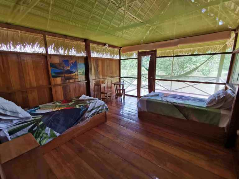 Amazon Discovery Lodge and Grand Amazon Lodge Double Room Bungalow