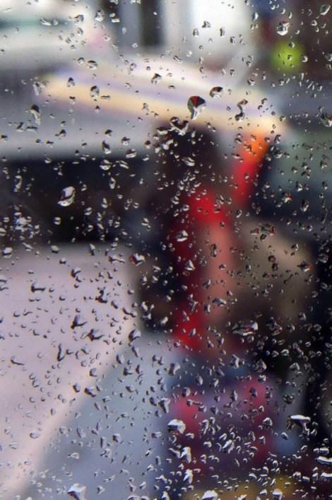 Sous la pluie-Franck Haviland