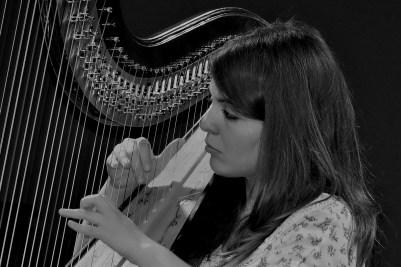 Présentation La Harpiste