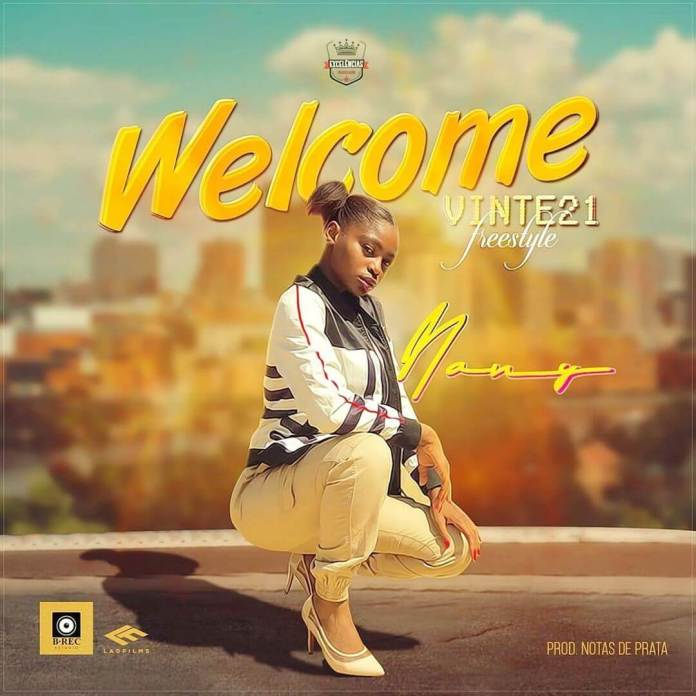 Nany - Welcome Vinte 21 (Freestyle)