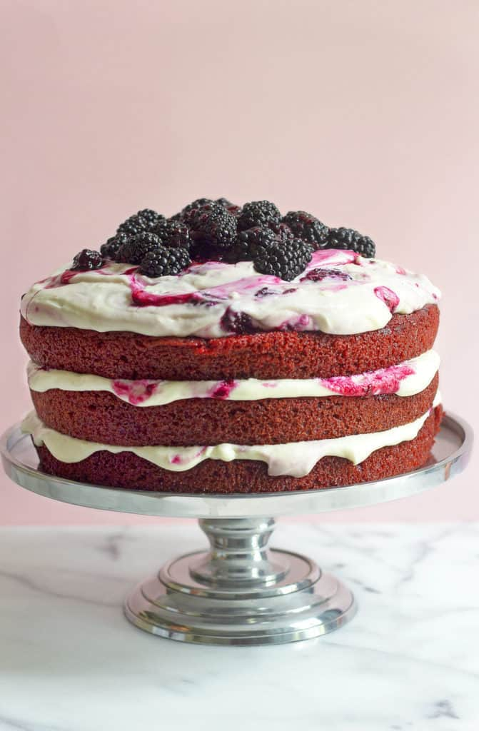 Traditional Red Velvet Cake Recipe