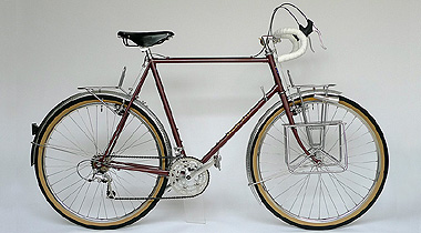 Type E/ 650B Randonneur/ Mr.Takahashi from Osaka/ 2010.3.27