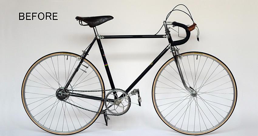 Restoration/ Gloria Cambio Corsa 1940's/ Mr.T from Osaka/ 2013.1.8