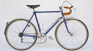 Restored/ Alex SinGER Randonneur/ Mr.Tsuchida from Nara/ 2013.7.31