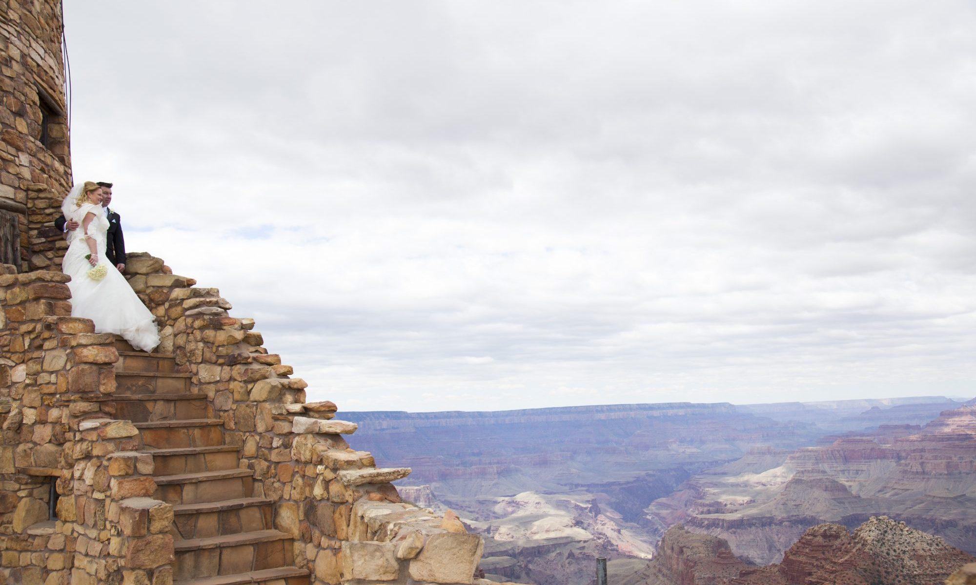 grand canyon wedding package desert watch tower