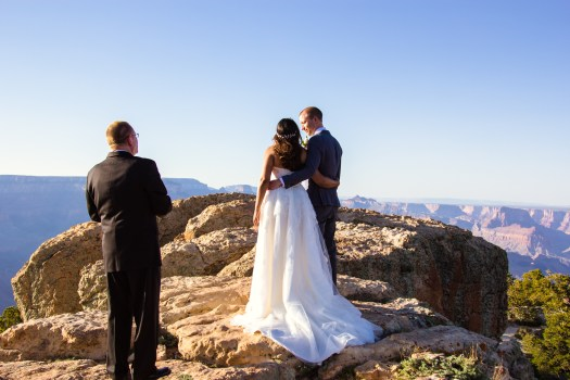 grand canyon wedding packages elopement las vegas best places to elope
