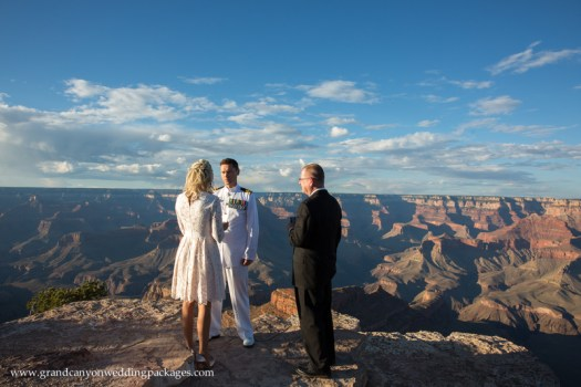 Grand Canyon Wedding Packages Shoshone Point