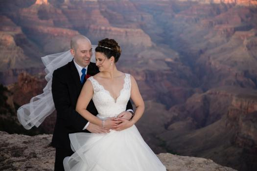 Rim Worship Site Wedding Grand Canyon