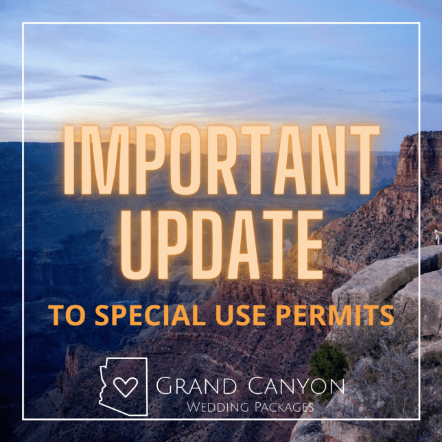 News Alert about Special Use Permit Applications at Grand Canyon National Park