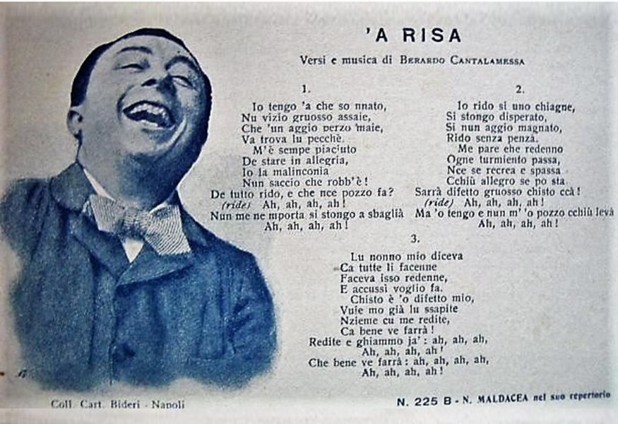 a-risa-prima-canzone-napoletana-incisa-su-disco