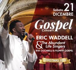 Christmas Gospel Concert 2019 – Natale a Napoli