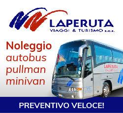 Laperuta Viaggi - Noleggio pullman, bus, minivan e auto