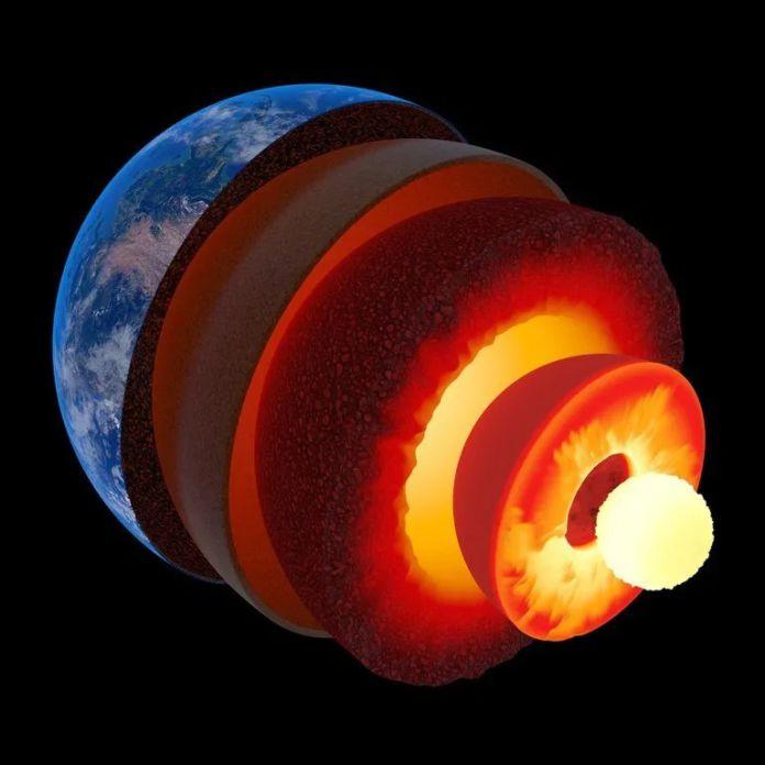 La Tierra podria tener mas capas de las que calculaban los cientificos - La misteriosa capa oculta de la Tierra que desconcierta a los científicos