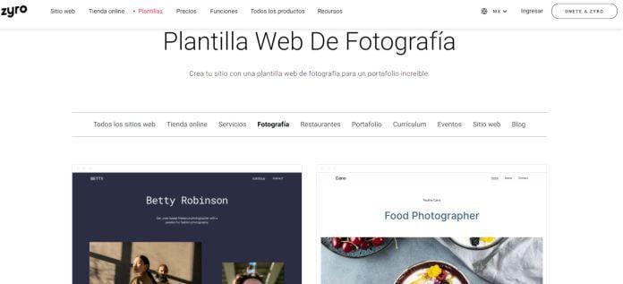 plantilla web - 5 criterios a tener en cuenta para elegir una plantilla web