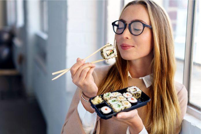 Opinion de Nuestro Paladar - Delicias de Sushi