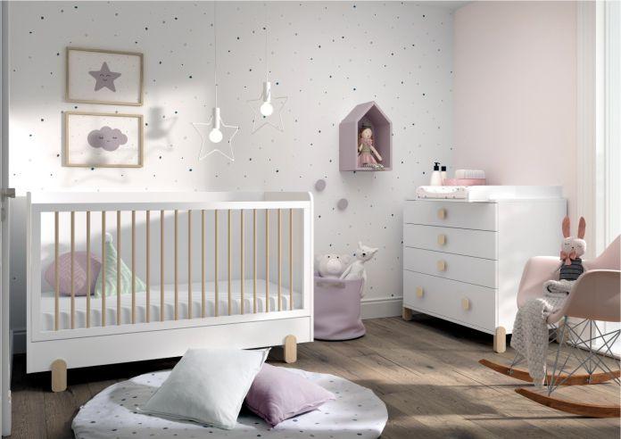 cunas de bebe - Muebles con estilo en Madrid