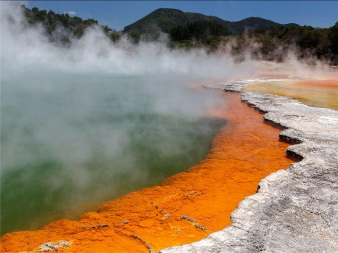 Wai O Tapu - 29 de los paisajes más surrealistas de nuestro hermoso planeta