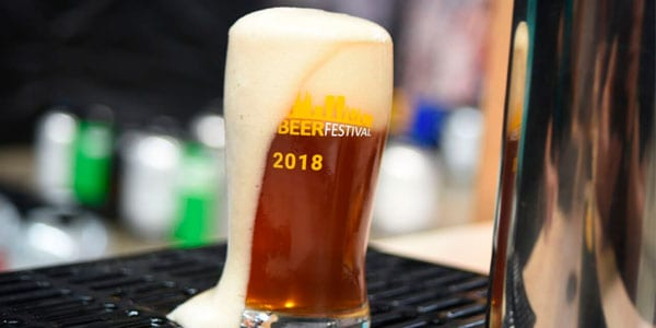 VIII Barcelona Beer Festival