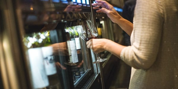 Wine Bars botellas vinos