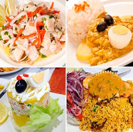 gastronomía peruana