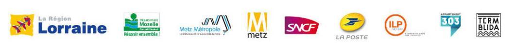 Partenaires Hackaton GEN1 Metz
