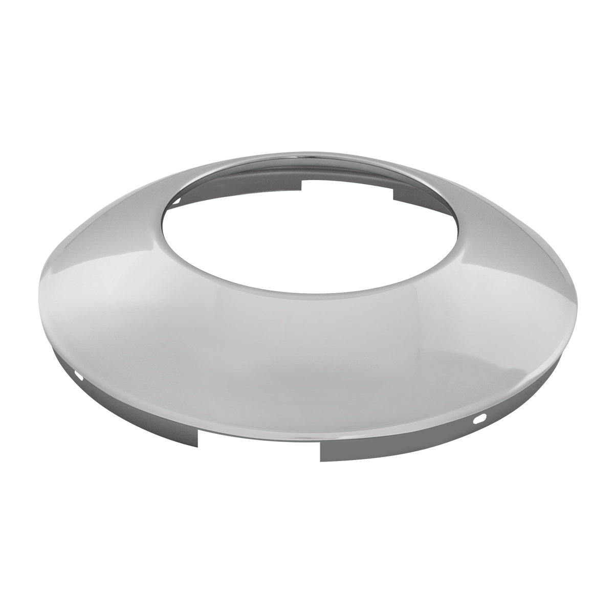 """Chrome Plated ⁷∕₁₆"""" Front Hubdometer Cap"""