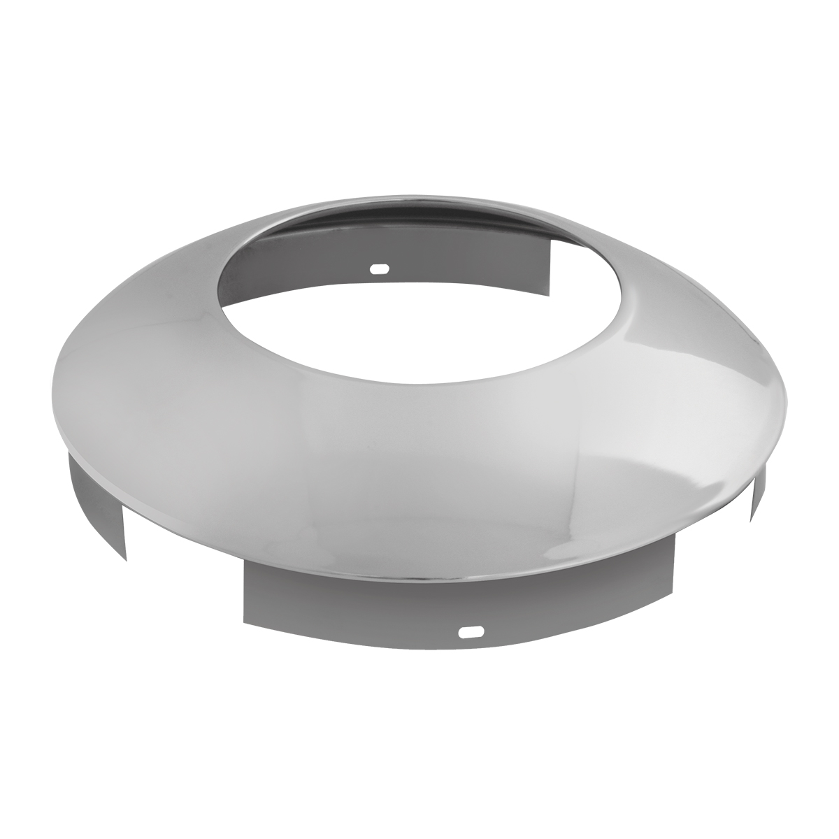 """Chrome Plated 1"""" Front Hubdometer Cap"""