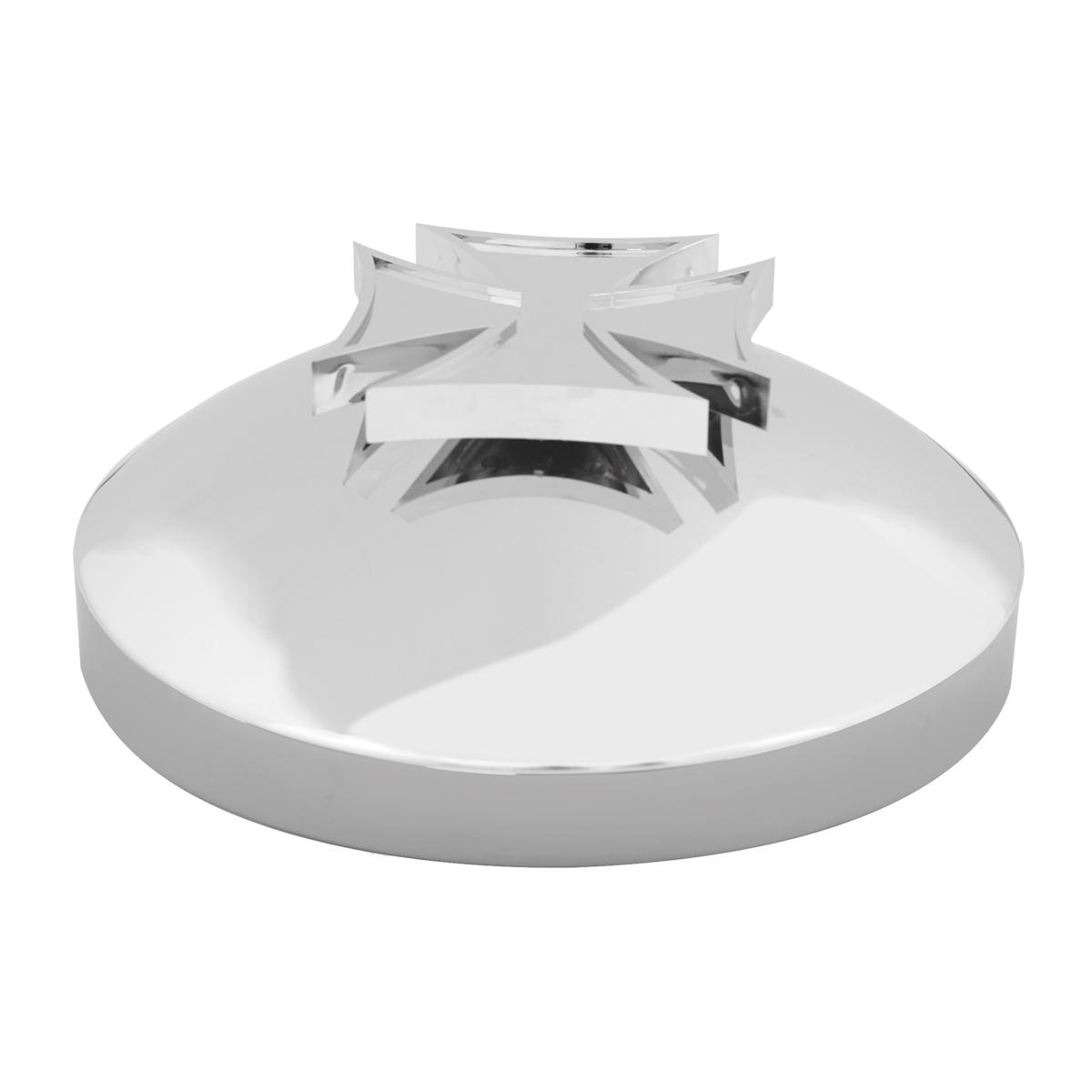 "7 ¼"" Rear Hub Cap with Cross Spinner"