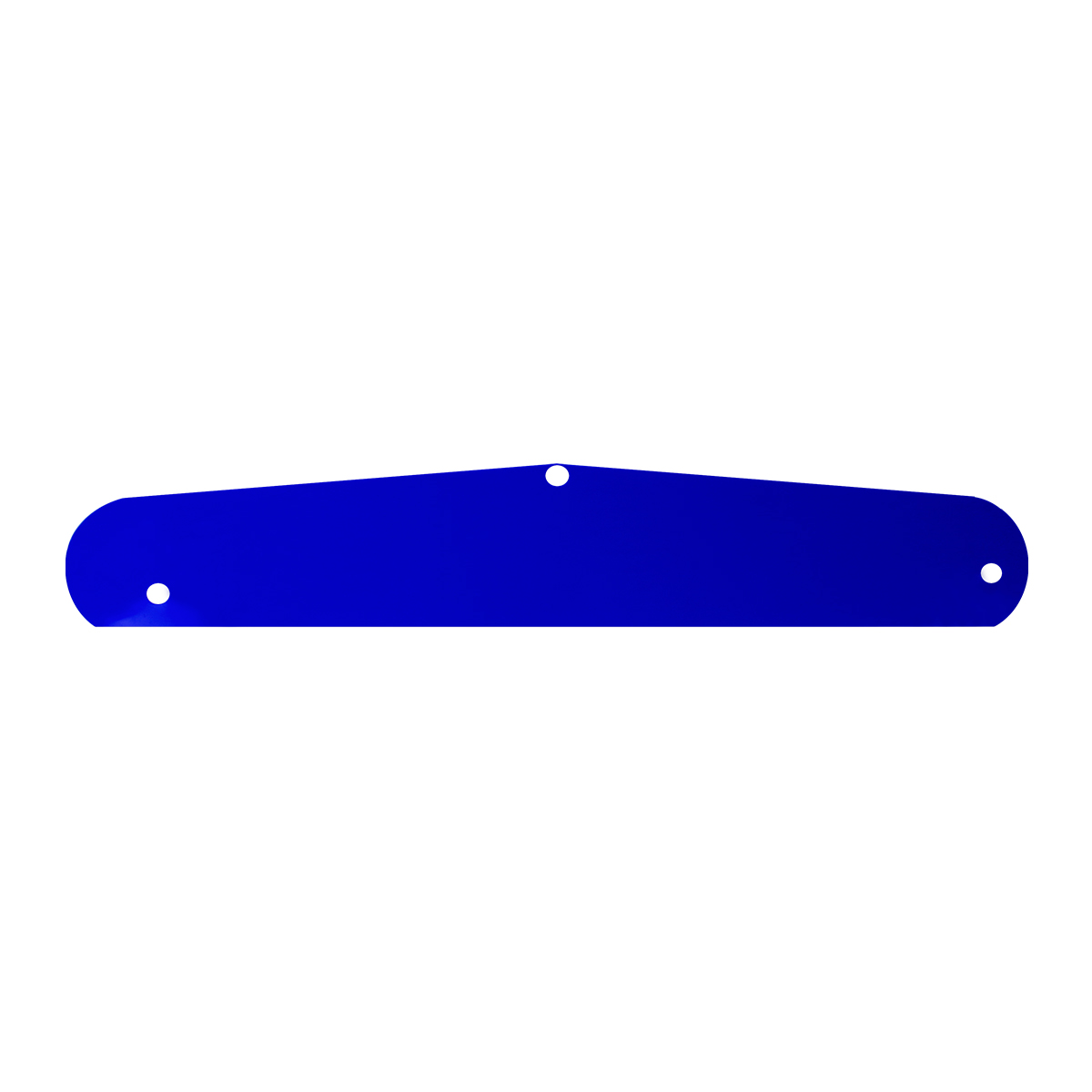 Bottom Plate Backing Sheets for Freightliner's Bottom Plate Logo – Blue