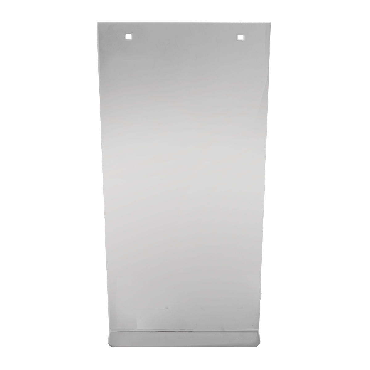 "20"" Stainless Steel Anti-Sail Plate – Plain"