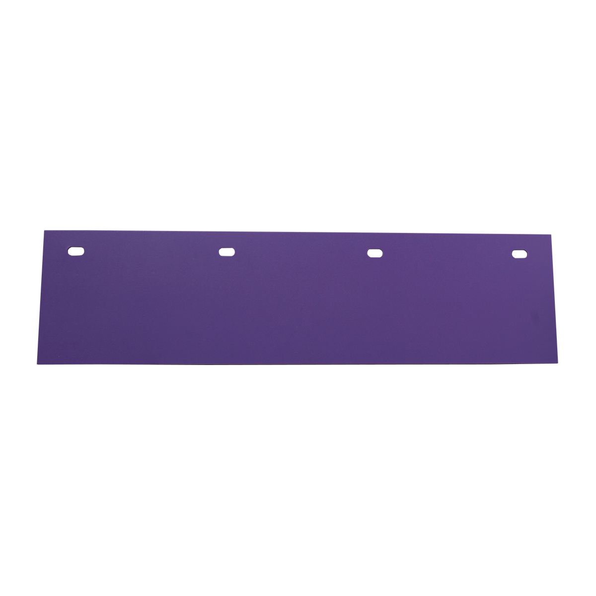 Poly Top Mud Flap – Purple