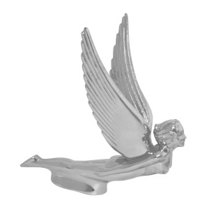 Flying Goddess Hood Ornaments